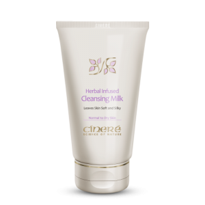 شیر پاک کن پوست صورت سینره مخصوص پوست های معمولی تا خشک