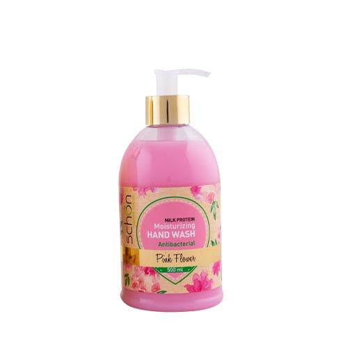 مایع دستشویی کرمی Pink Flower شون
