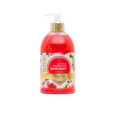 مایع دستشویی شفاف rosy rose شون