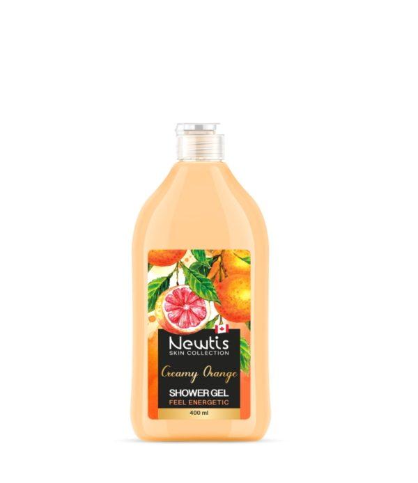 شامپو بدن کرمی پرتقال نیوتیس